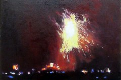Painting#20-Fireworks