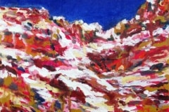 Painting#26-Cliffs-at-Port-Noarlunga