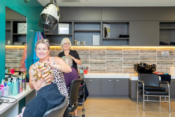 Retirement Homes With Hairdressing Salon