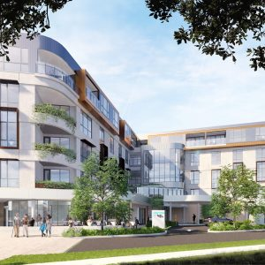 Guaranteed entry into SA's newest Aged Care development